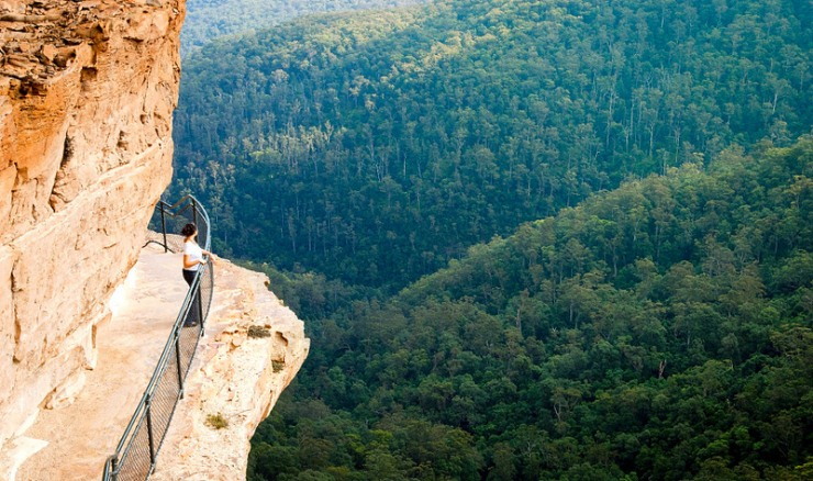 Голубые горы в Австралии1