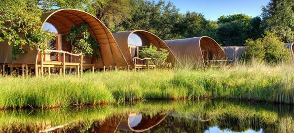 Гостиницы Ботсваны