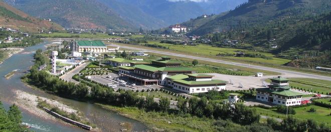 Гостиницы Бутана