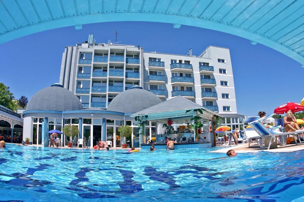 Гостиницы Венгрии
