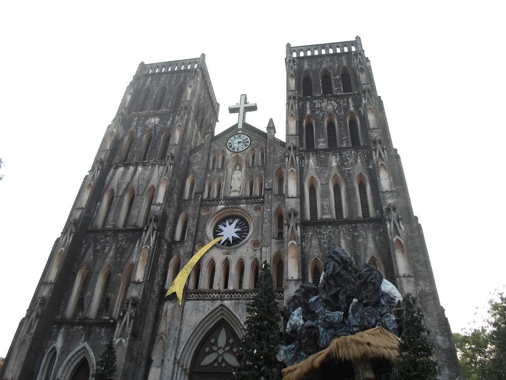 Кафедральный собор святого Иосифа.