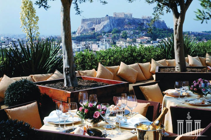 Кухня и рестораны Греции