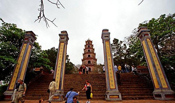 Пагода Тхиен Му