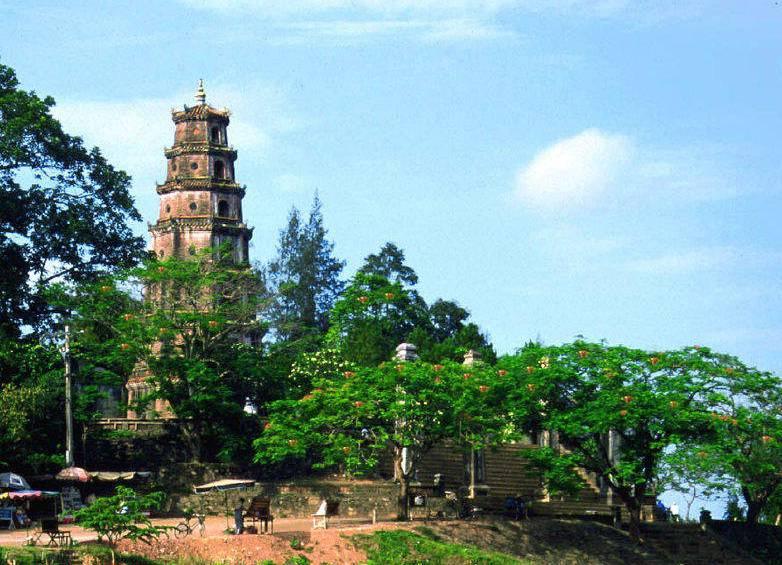 Пагода Тхиен Му1