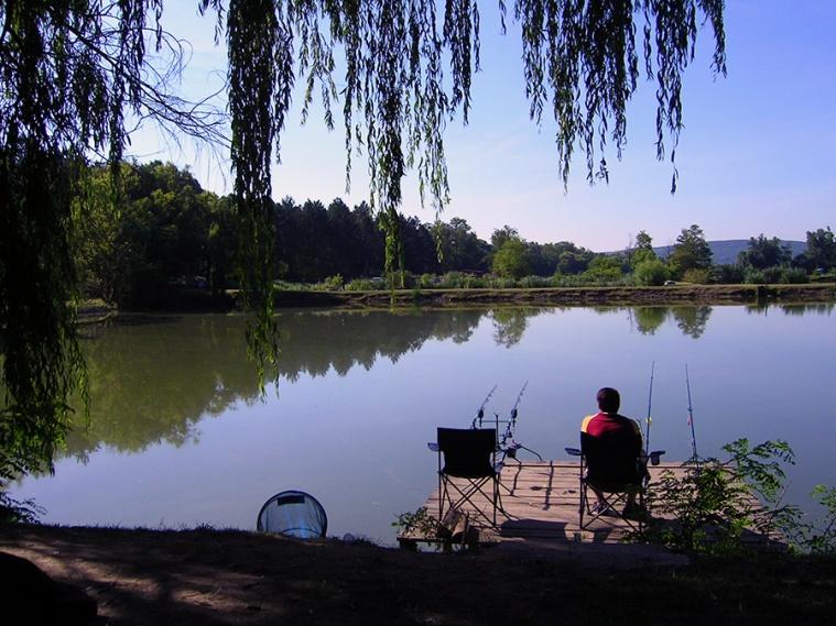 Рыболовный сезон в Венгрии
