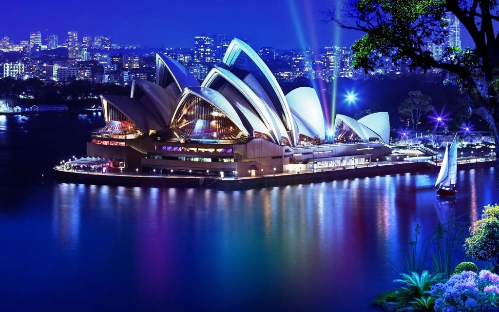 Сиднейская опера1