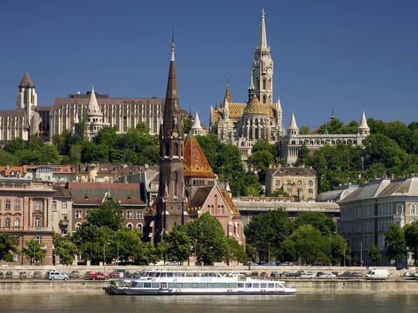 Туристский сезон в Венгрии