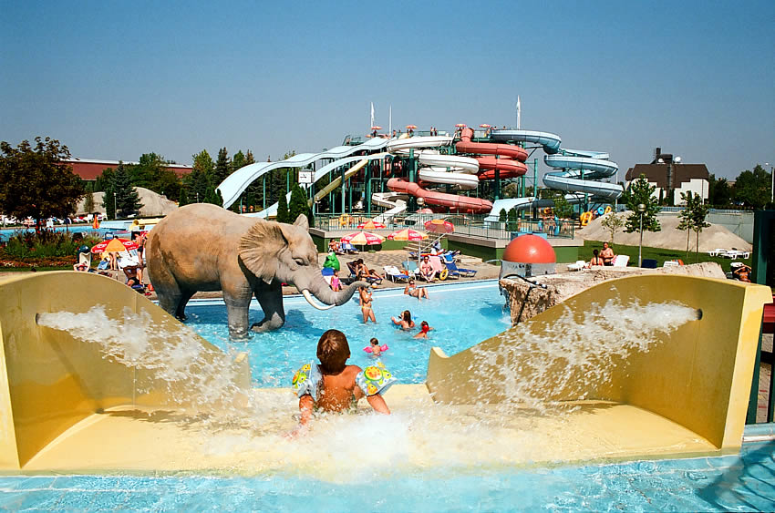 Венгрия в летний период