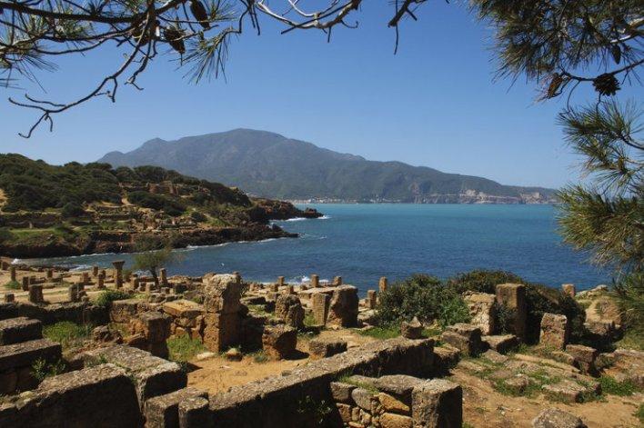 алжир природа
