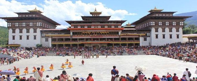 достопримечательности Бутана1