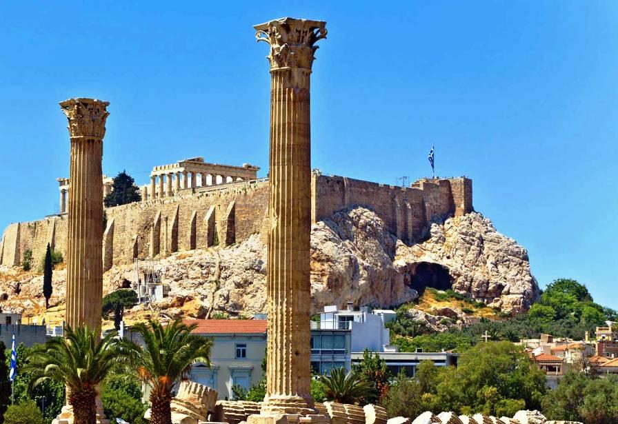 достопримечательности Греции1