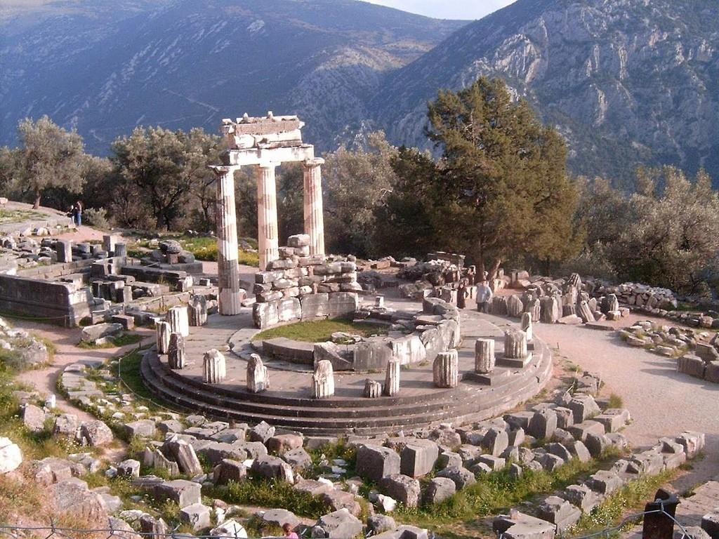 достопримечательности Греции2
