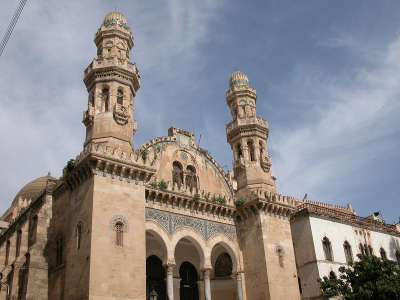 мечеть кетшава
