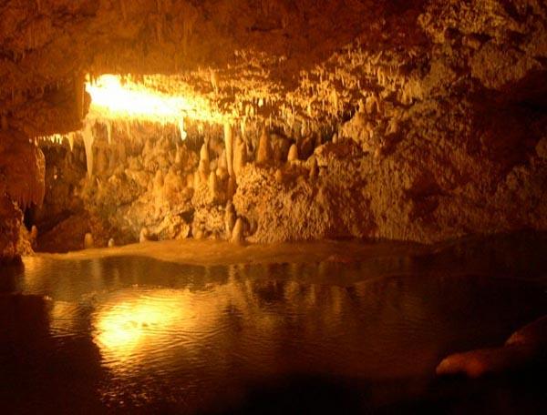 пещерами 1