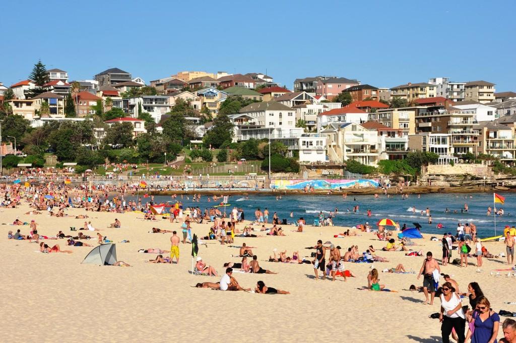 пляжи Австралии1