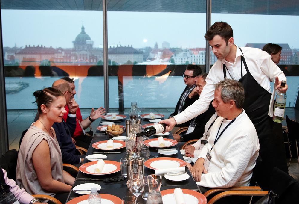 рестораны Дании