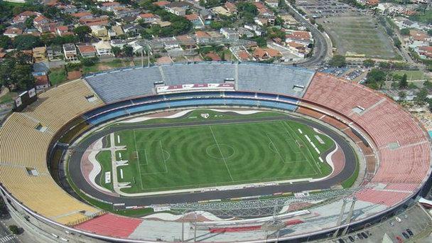 стадион «Пакаембу»